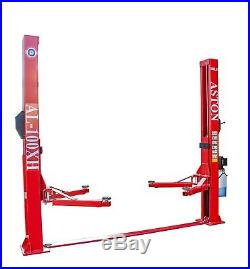 10,000 lbs 2 Two Post Lift Car Auto Truck Lift Hoist SINGLE POINT RELEASE