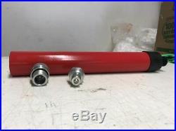 10 Ton 10 Inch Stroke Hydraulic Ram Auto Body Frame Machine & Pulling Posts