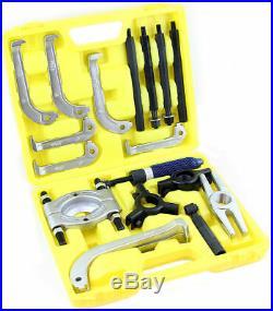 10 Ton Heavy Duty Hydraulic Gear Puller Remover Bearing Separator 4 6 8