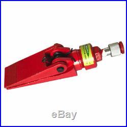 10 Ton Hydraulic Jack Autobody Frame Porta Power Repair Ram Lift Tool Kit