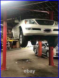 12,000 lbs 2 Post Lift SINGLE POINT LOCK RELEASETwo Post Auto Car Lift