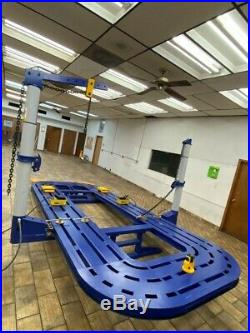 18' 18 Feet Auto Body Frame Machine Best Deal! Free Pick Up Free Loading