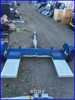 2019 Stehl Tow ST80TD Heavy Duty Tow Dolly with Hydraulic Brakes