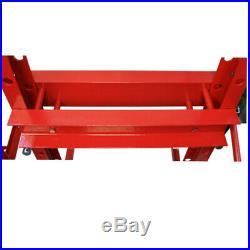 20 Ton Air Hydraulic Floor Shop Press H Type Frame