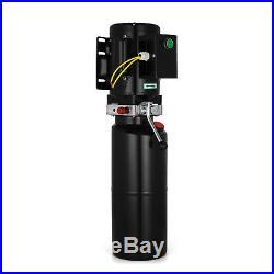 220V Car Lift Hydraulic Power Unit Auto Hydraulic Pump Heavy Duty Vehicle Hoist