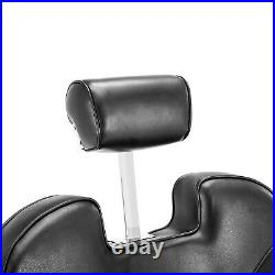 2 Hydraulic Recline Barber Chairs Heavy Duty Salon Beauty Equipment 20 Free Comb