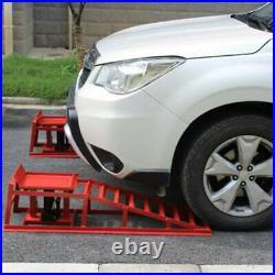 2x Best Lift Frame Repair Ramps Heavy Auto Car Lifts Hydraulic Service Duty New