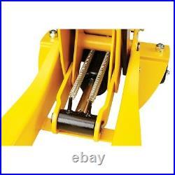 3 Ton Daytona Professional Steel Floor Jack Super Heavy Premium Duty Rapid Pump