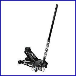 3 Ton Professional HEAVY DUTY Steel Low Profile Rapid Pump DAYTONA Floor Jack