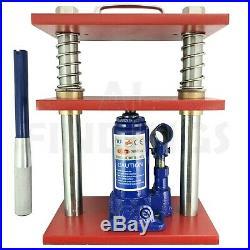 3 Ton Tonne Heavy Duty Hydraulic Workshop Garage Shop Standing Press 3000 kg