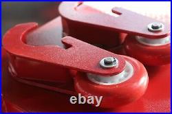 8000lbs Automotive Mid Rise Scissor Lift Auto Car Scissor Lift Overall Width 76