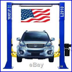 9,000 LB L2910 2 Post Lift Car Lift Auto Truck Hoist FREE SHIPPING 220V