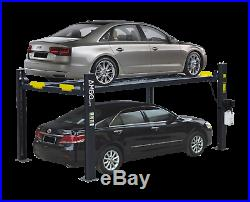 AMGO 409HP 9000 Lb CAPACITY PERSONAL PARKING LIFT FOR CARS AND SMALL TRUCKS