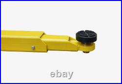 AMGO SML-6 PORTABLE SINGLE POST CAR/ATV LIFT 6000 Lb. CAPACITY