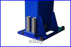APlusLift HW-9KBP Two Post Floor Plate Auto Hoist Car Lift 9,000 LB Capacity