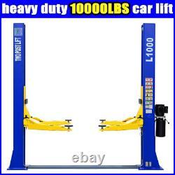 A++++10,000 LB L1000 2 Post Lift Car Auto Truck Hoist FREE SHIPPING 220V