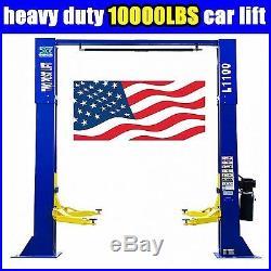 A +10,000lbs Car Lift L1100 2 Post Lift Car Auto Truck Hoist Great Quality