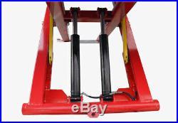 Amgo Emo6 MID Rise Scissor Car Truck Auto Lift 6,000 Lb. Capacity