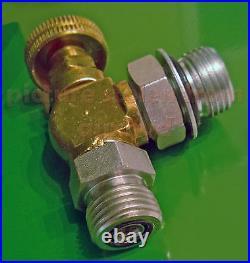 Auxiliary Hydraulics Heavy Duty Lockout Valve Deere X465 X748 425 455