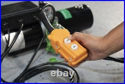 BendPak QuickJack 110V 5,000lb Portable Car Lift 5000SLX with 3 Ton Jack Stands