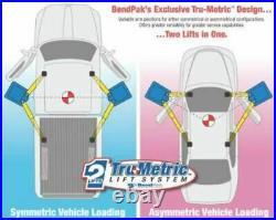 BendPak XPR-10AS-LP Dual-Width, 10,000 Lb. Low Profile 2 Post Lift LP