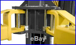 BendPak XPR-12CL 2 Post 12,000 Lb. Capacity, Clearfloor, Triple-Telescope Arms