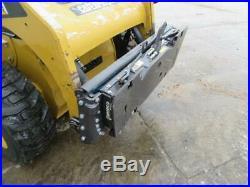 Bradco Heavy-Duty Hydraulic Tilt Attach Attachment