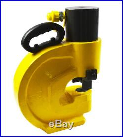 CH-70 Hydraulic Hole Punching Tool Metal Copper Hydraulic Puncher with Four Dies