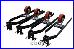 Car Storage Stacking Lift Olympic 8,000 LB COMMERCIAL GRADE 5-YEAR WARRANTY