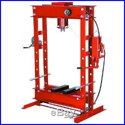 Central Hydraulics 50 Ton Hydraulic Heavy Duty Floor Shop Press