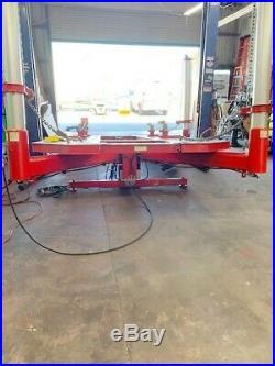 Chief Ez25 Auto Body Frame Machine Made In USA Best Steel Hi Quality Refurbished