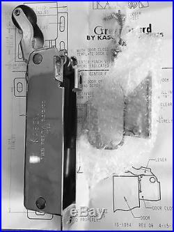 Door Closer Flush Hydraulic Heavy Duty Genuine Kason 1094 USA Made