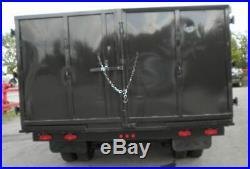 Dump Trailer 7'x20' Hydraulic Dual 10000 lb Axels 4' Sides Heavy Duty
