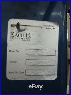 Eagle 4 post automotive lift 27,000 lb capacity