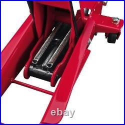 Floor Jack 3 Ton Heavy Duty Steel Floor Jack Rapid Pump Car Pump Lowrider