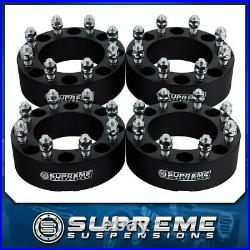 For 05-20 Ford F250 F350 Super Duty 8x170 2WD 4WD 4x 1.5 Wheel Spacers Full Kit