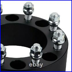For 1973-1996 Ford F250 F350 8-Lug 2pc Set 1.5 Wheel Spacers Heavy Duty PRO KIT