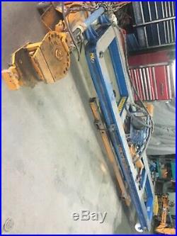 Frame machine / Car O Liner / Mark 5 Bench