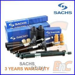Genuine Sachs Heavy Duty Shock Absorbers + Dust Cover Kit Vw Golf IV Bora