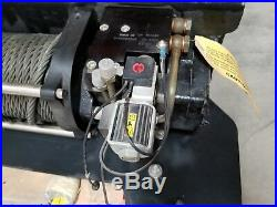 HMMWV HUMVEE M998 MILITARY TRUCK HYDRAULIC WINCH KIT HEAVY DUTY 10,500 lb. H1