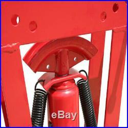 Heavy Duty 12 Ton Air Hydraulic Tube Bender Pipe Bending 6 Dies