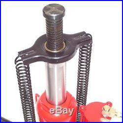 Heavy Duty Air Hydraulic Jack 20 Ton Bottle Jack 06184 Pneumatic Lift Ram Car Va
