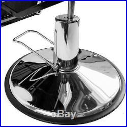 Heavy Duty Hydraulic Recline Barber Chair Salon Spa Beauty All Purpose Health