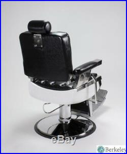 Heavy Duty Hydraulic Recline ROWLING Barber Chair Salon Beauty Spa Styling NEW
