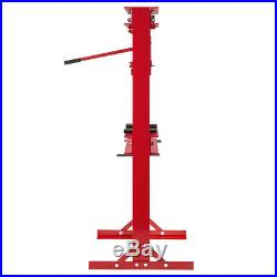 Hydraulic 12 Ton H-Frame Floor Press Shop Press Garage Heavy Duty Machinery