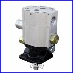 Hydraulic 16GPM Pump Wood Splitting Machine Parts 900psi3000 psi /Cast Iron US