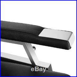 Hydraulic Reclining Barber Chair Heavy Duty Salon Spa Hair Styling All Purpose