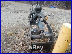 Hydraulic Rotating Grapple, Log Grapple, Scrap Grapple, Dual Cylinder, Heavy Duty