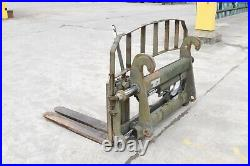 Jcb 4cx Heavy Duty Hydraulic Fork Positioner / Side Shifter
