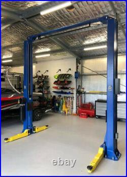 L2900 Two Post Lift 9,000LB Capacity Car Auto Truck Hoist 220V